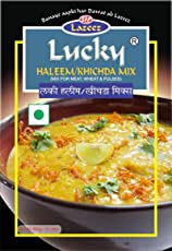 Lucky Haleem / Khichada Masala (Cereals & Pulses Included ) 600g.
