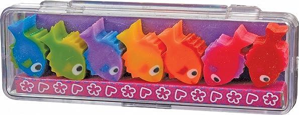 Tobar - 12956 - Scuola Forniture - Case Mini Gomme animali