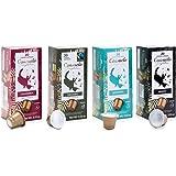 Consuelo, capsule compatibili Nespresso* - Confezione varietà Premium, 80 capsule, 4 x 20