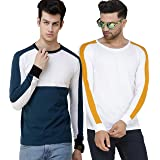 Wrath Combo of Two Round Neck T-Shirt for Men & Boys