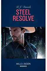 Steel Resolve (Mills & Boon Heroes) (Cardwell Ranch: Montana Legacy, Book 1) Kindle Edition
