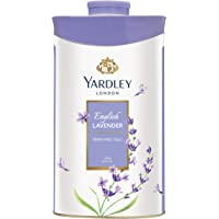 Yardley London English Lavender Perfumed Talc for Women, 250g