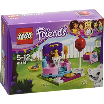 Lego Friends The Cat And Its Playground 41018 Amazon Toys
