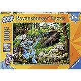 Ravensburger Kinderpuzzle 10731 WG Woozle Goozle auf Dschungelsafari, Puzzle