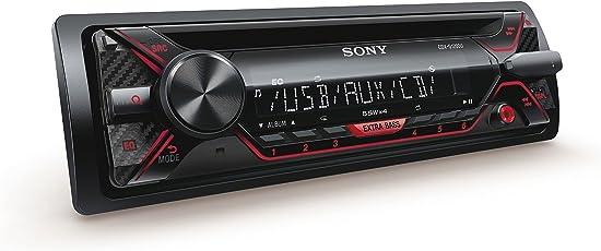 Sony CDX-G1200U 55W CD Receiver with Enhanced Smartphone Connectivity