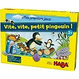 HABA - Mes premiers jeux – Vite, vite, petit pingouin, 301843