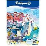 Pelikan 236812 akvarell-målningsblock A4, 20 ark, 1 st