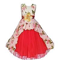 My Lil Princess Baby Girl's A-Line Maxi Dress
