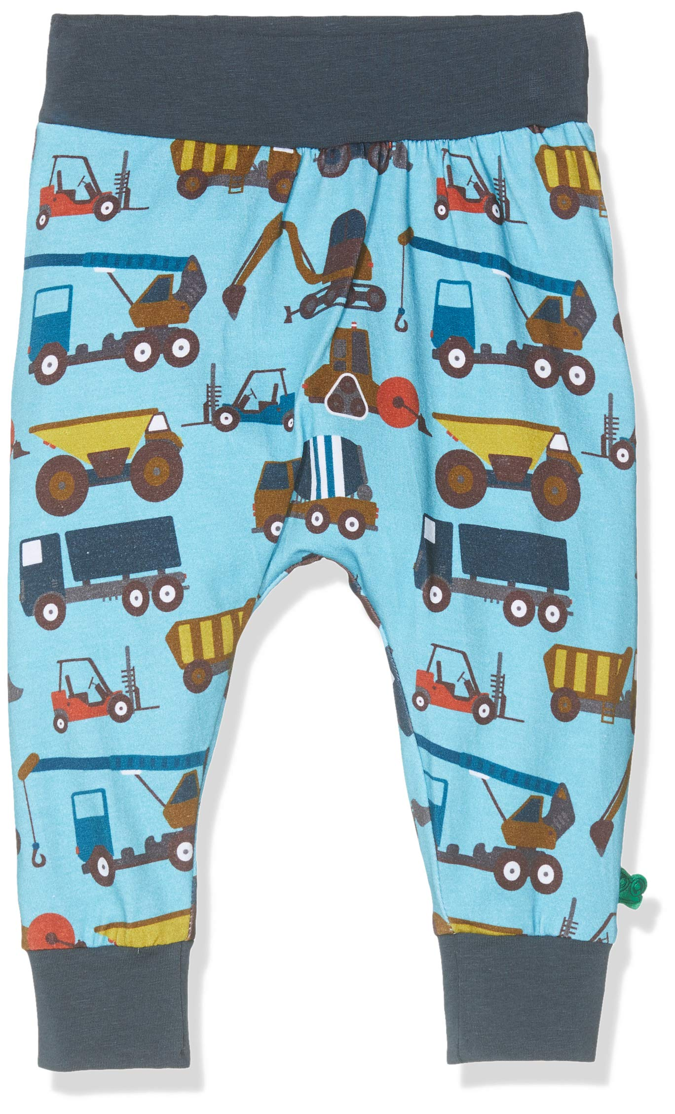 Fred's World by Green Cotton Crane Pants Pantalones para Bebés 1
