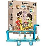 Smartivity Stop Drop Gravity Transporter STEM STEAM Educational DIY Building Construction Activity Toy Game Kit, Easy Instruc