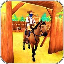 Horse Riding Adventure Games 2017 3D Free