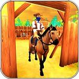 Horse Riding Adventure Games 2017 3D Gratuit...
