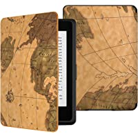 MoKo Kindle Paperwhite Case - Custodia Origami Ultra Sottile per Amazon Nuovo Kindle Paperwhite (Adatto Tutte le versioni 2012, 2013, 2015 e 2016), Map H