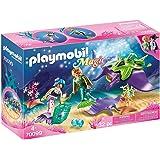 Playmobil Magic 70099 Parelvissers Met Roggen