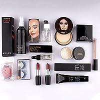 AP Home Decor Makeup kit combo pack of 11, Essential Oil, Face Primer, foundation, Concealer, Loose Powder, Blender…