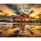 Collins Scottish Clans Calendar 2020