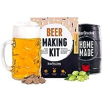 BrewBarrel Cadeau Homme Kit de Brassage Bière de Style Oktoberfest - Fabrication de la Bière Faites Votre Bière en FUT…