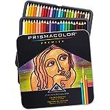 Prismacolor Premier Colored Pencils   Art Supplies for Drawing, Sketching, Adult Coloring   Soft Core Color Pencils, 48 Pack