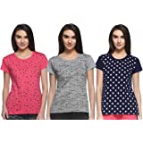 SHAUN Women's T-Shirt (Pack of 3)