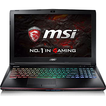 "MSI GE62VR 6RF Apache Pro 15.6"" Gaming Laptop (Core-i7 6th Gen/16GB/1TB/Windows 10/NVIDIA Geforce GTX 1060) with Laptop Bag"