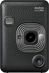 Fujifilm Instax Mini Liplay Dark Gray Kamera