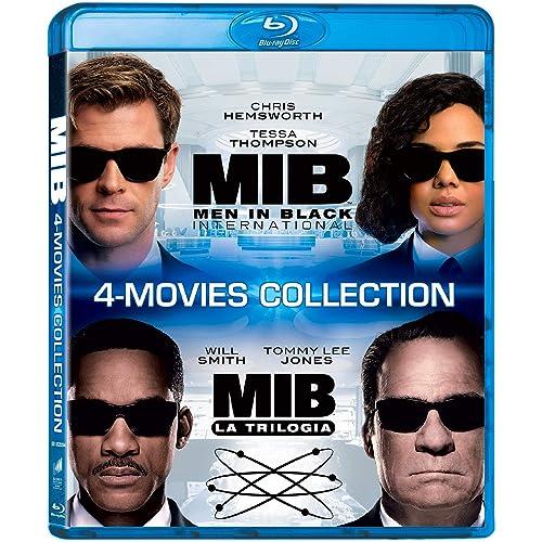 Men In Black Collec.1-4 (Box 4 Br )