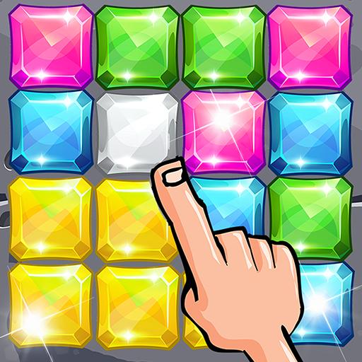Diamond Crush Blast - Lost Treasure Quest