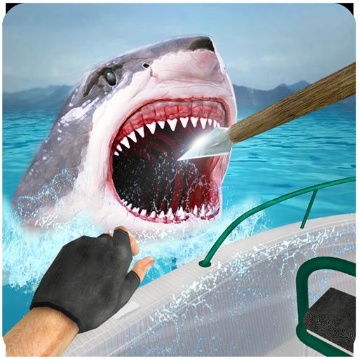 Sniper del tiburón - cazador submarino de la pesca de la lanza 2017