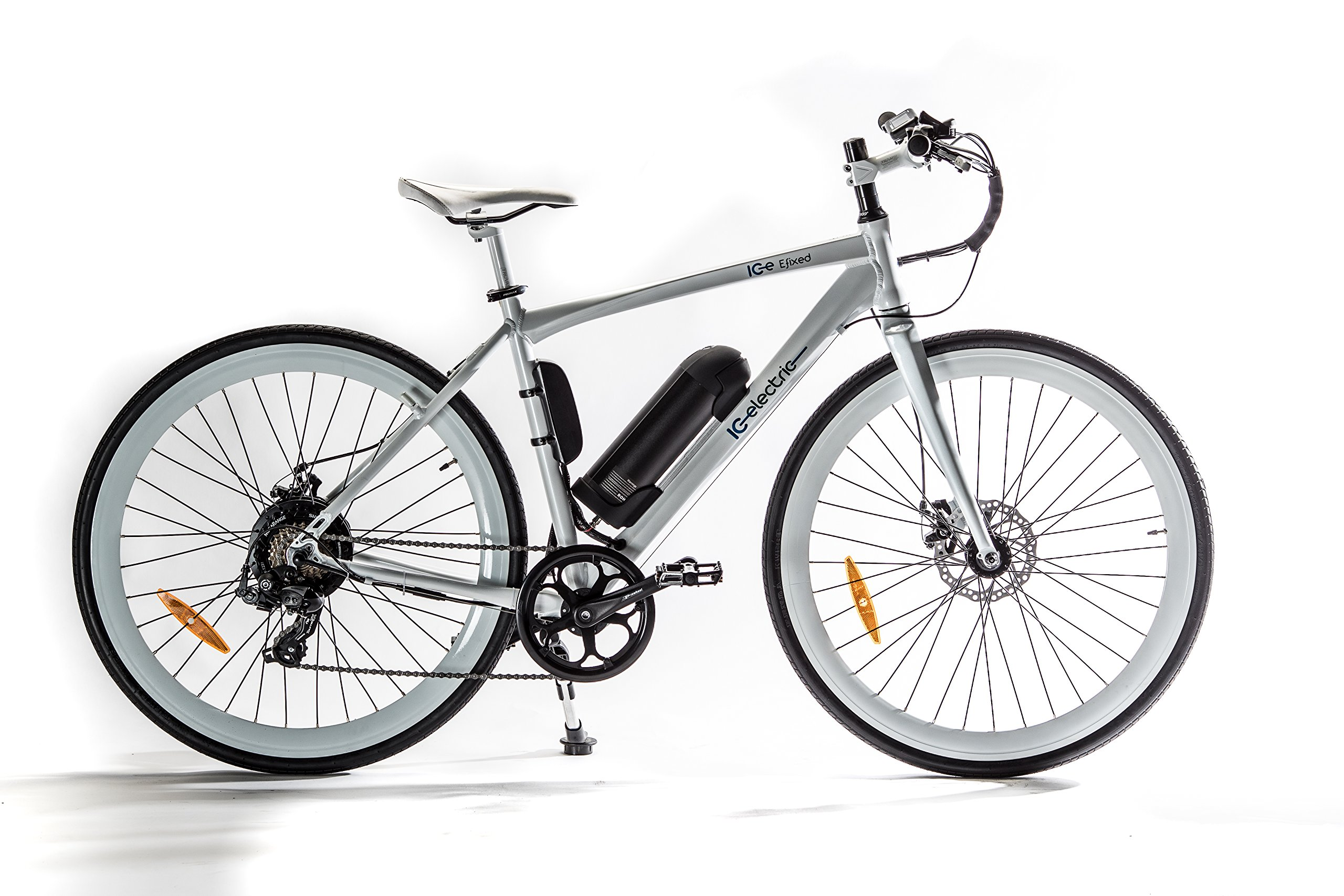 Bicicleta eléctrica Efixed de IC Electric