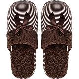 DRUNKEN Slipper for Women's Flip Flops Slides Home Open Toe Non Slip