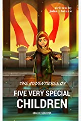 Children's Book: Magic Marina: Children's Book, Books For Kids, Kids Books (The Adventures of Five Very Special Children Book 3) Kindle Edition