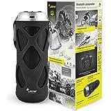 LEICKE DJ Roxxx Altoparlante Bluetooth | Lettore MicroSD/TF per File Mp3, Aux, Radio FM, Vivavoce, Impermeabile, Compatibile