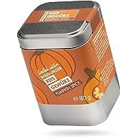 Reishunger BIO Pumpkin Spice Gewürz 80g - Limited Reis Gewürz - Vegan & Glutenfrei - Ideal für Heißgetränke, Reis…