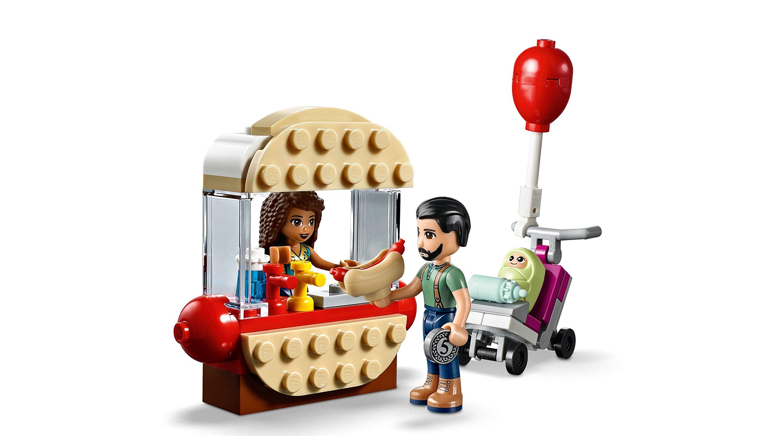 LEGO- Friends La Performance al Parco di Andrea, Multicolore, 41334 4 spesavip