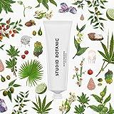 Studio Botanic Gesichtcreme 50ml – für Tag und Nacht – 100% Rein Natürlich – Zertifizierte Vegane Naturkosmetik