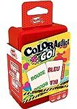 Shuffle Color Addict Go-Jeu de Cartes, 410403