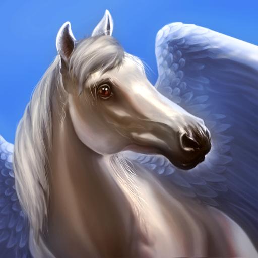 Pegasus Pferd 3D - Kleidung Toms