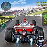 Fórmula de velocidad máxima que compite con acrobacias extremas