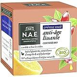 N.A.E. - Crème Visage Nuit Anti-Rides - Certifiée Bio - Huile d'Eglantier Bio et Extrait d'Ecorce d'Orange Bio - 98% d'ingréd