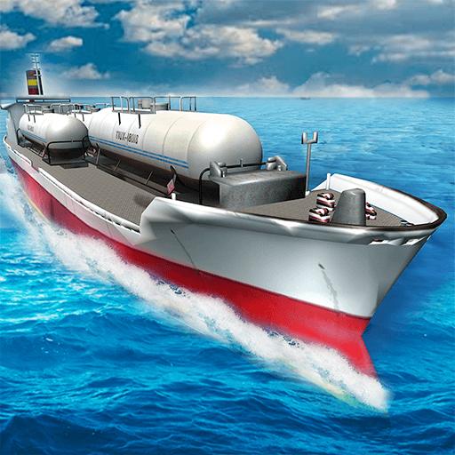 Oil Tanker Heavy Cargo Ship Simulator 2018