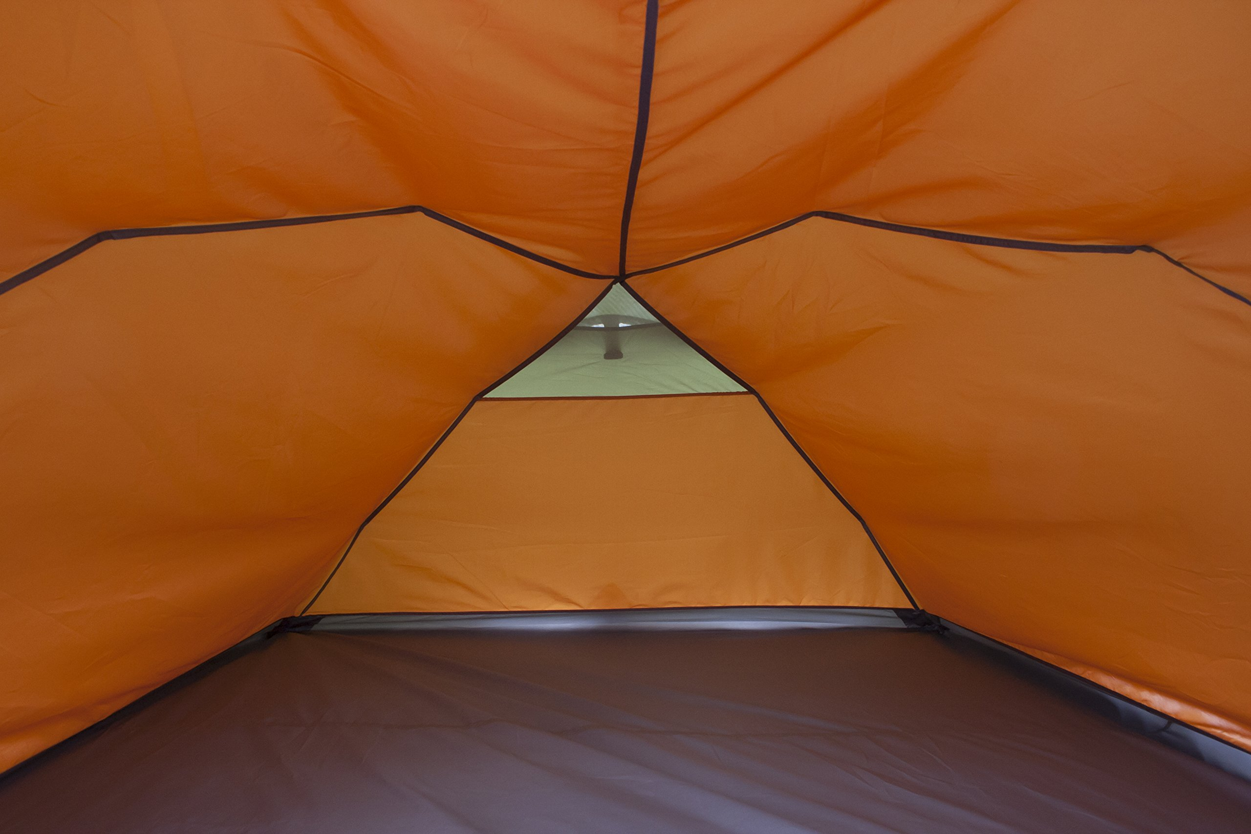 Vango Hydra Trekking Tent, Cactus Green, 200 7