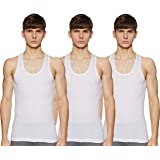 LUX MAESTRO Men's Vest (Pack of 3)