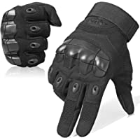WTACTFUL Touch Screen Motorbike Full Finger Gloves for Motorcycle Cycling Climbing Hiking Hunting Outdoor Sports Gear…