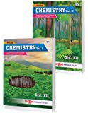 Std 12 Chemistry 1 and 2 Books | SYJC Science Guide | Precise Notes | HSC Maharashtra State Board | Based on Std 12th New Syllabus | Set of 2 Books