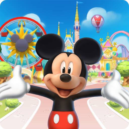Disney Magic Kingdoms: Baue deinen Freizeitpark (Disney-management)