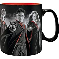 Harry potter - mug - 320 ml - harry, ron, hermione