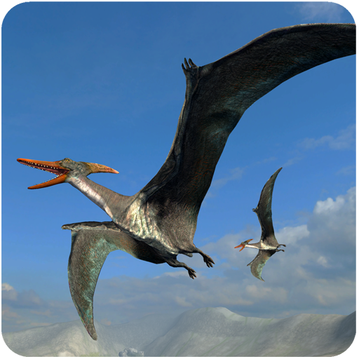 Pterodactyl Survival Simulator