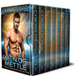 Men of Mettle Cyborg Romance Collection (English Edition)