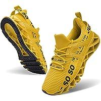 JSLEAP Schuhe Herren Laufschuhe Herre Damen Sportschuhe Straßenlaufschuhe Sneaker Joggingschuhe Turnschuhe Walkingschuhe…