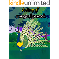 A story of a magical peacock | Bedtime Stories For Kids: Fairy Tales In English Stories